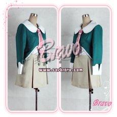 画像3: STAR DRIVER 輝きのタクト 南十字学園 女子制服 ネクタイ3色付き コスプレ衣装 (3)