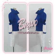画像3: NARUTO ナルト うちはサスケ 青  コスプレ衣装 (3)
