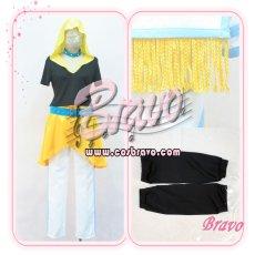 画像4: うたの☆プリンスさまっ♪マジLOVE1000% 四ノ宮 那月 ST☆RISH衣装 コスプレ衣装 (4)