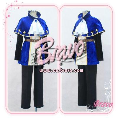 画像2: Sound Horizon marchen テッテレ王子☆硝子の棺で眠る姫 青 コスプレ衣装