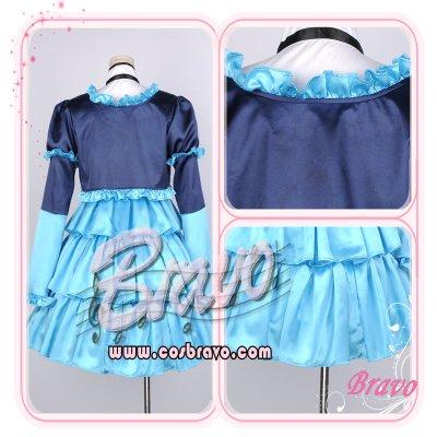 画像3: Sound Horizon 「朝と夜の物語」紫陽花の姫君  コスプレ衣装