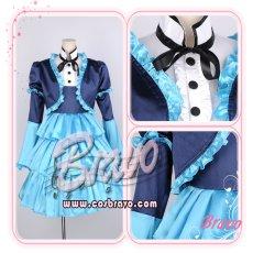 画像2: Sound Horizon 「朝と夜の物語」紫陽花の姫君  コスプレ衣装 (2)