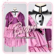 画像2: Sound Horizon 「朝と夜の物語」菫の姫君  コスプレ衣装 (2)