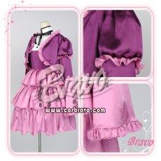 画像3: Sound Horizon 「朝と夜の物語」菫の姫君  コスプレ衣装 (3)