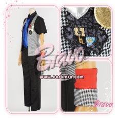 画像3: うたの☆プリンスさまっ♪Debut 黒崎蘭丸 コスプレ衣装 (3)