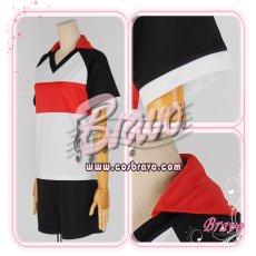 画像3: イナズマイレブンGO 天河原中 ユニフォーム コスプレ衣装 (3)