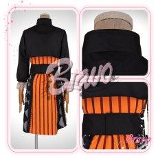 画像4: Sound Horizon 黒き女将の宿 田舎娘 コスプレ衣装 (4)