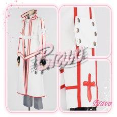 画像3: ソードアート・オンライン SAO キリト 血盟騎士団 コスプレ衣装 (3)
