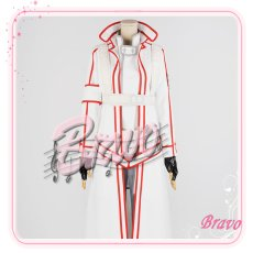 画像1: ソードアート・オンライン SAO キリト 血盟騎士団 コスプレ衣装 (1)