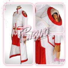 画像3: ソードアート・オンライン SAO アスナ 血盟騎士団 コスプレ衣装 (3)