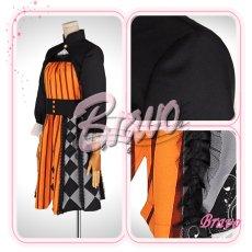 画像3: Sound Horizon 黒き女将の宿 田舎娘 コスプレ衣装 (3)