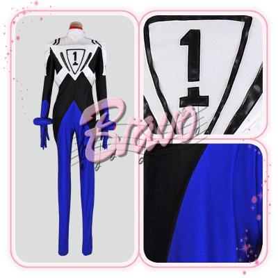 画像2: EVA ヱヴァンゲリヲン    シンジ プラグスーツ版 コスプレ衣装