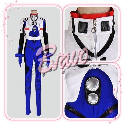 画像1: EVA ヱヴァンゲリヲン    シンジ プラグスーツ版 コスプレ衣装