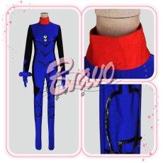 画像5: EVA ヱヴァンゲリヲン    シンジ プラグスーツ版 コスプレ衣装 (5)