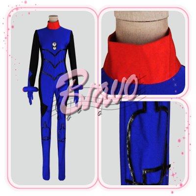 画像3: EVA ヱヴァンゲリヲン    シンジ プラグスーツ版 コスプレ衣装