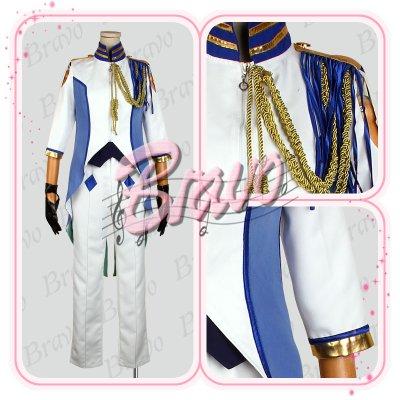 画像1: うたの☆プリンスさまっ♪マジLOVE2000% 聖川真斗 舞台装 コスプレ衣装