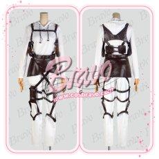 画像4: 進撃の巨人  アニ・レオンハート  刺繍版 修正版 コスプレ衣装 (4)