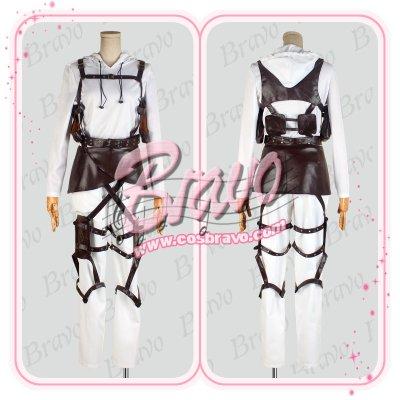 画像2: 進撃の巨人  アニ・レオンハート  刺繍版 修正版 コスプレ衣装