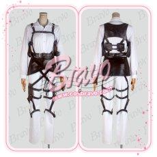 画像3: 進撃の巨人 調査兵団 アルミン・アルレルト 団服  コスプレ衣装 (3)