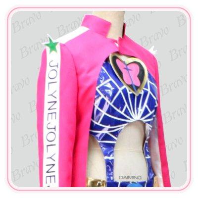 画像2: ジョジョの奇妙な冒険 空条徐倫 セット コスプレ衣装