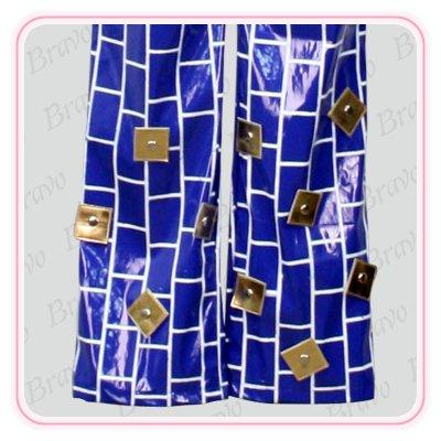 画像3: ジョジョの奇妙な冒険 空条徐倫 セット コスプレ衣装