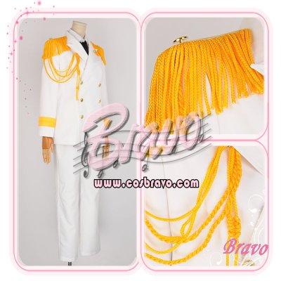 画像1: うたの☆プリンスさまっ♪ Debut Shining All Star CD レインボールート軍服 コスプレ衣装