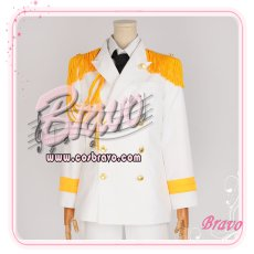 画像1: うたの☆プリンスさまっ♪ Debut Shining All Star CD レインボールート軍服 コスプレ衣装 (1)
