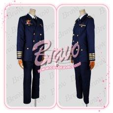 うたの☆プリンスさまっ♪ Shining Airlines 先輩パイロット 機長制服 コスプレ衣装