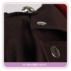 画像5: 進撃の巨人-反撃の翼- ONLINE リヴァイ 兵長 上等機動歩兵 コスプレ衣装 (5)