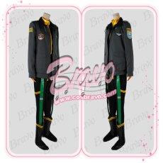 画像3: 宇宙戦艦ヤマト2199  篠原弘樹 コスプレ衣装 (3)