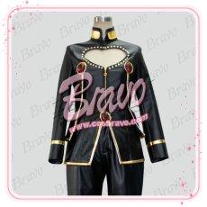画像1: ジョジョの奇妙な冒険 第5部 ジョルノ・ジョバァーナ コスプレ衣装 (1)