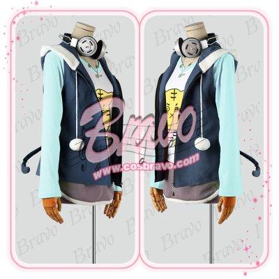 画像3: すーぱーそに子(スーパーソニコ) コスプレ衣装