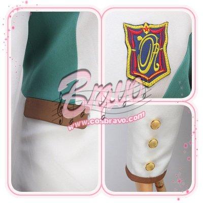 画像1: スタミュ 高校星歌劇 鳳樹 綾薙学園制服 コスプレ衣装