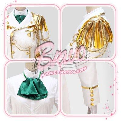画像1: idolish7 アイドリッシュセブン MEMORiES MELODiES 二階堂大和 コスプレ衣装