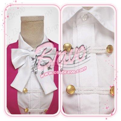 画像1: 甲鉄城のカバネリ 菖蒲 戦闘服 コスプレ衣装