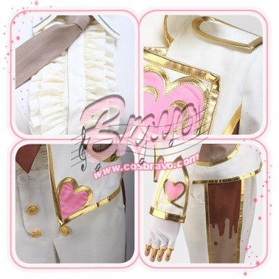 画像2: idolish7 アイドリッシュセブン 七瀬陸 バレンタイン コスプレ衣装