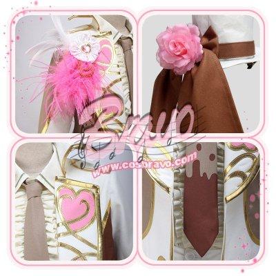画像1: idolish7 アイドリッシュセブン 七瀬陸 バレンタイン コスプレ衣装