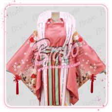 夢王国と眠れる100人の王子様 夢100 SP桜花 太陽覚醒 コスプレ衣装