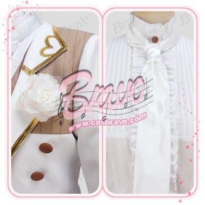 画像2: IDOLiSH7 アイドリッシュセブン バレンタイン 六弥ナギ コスプレ衣装
