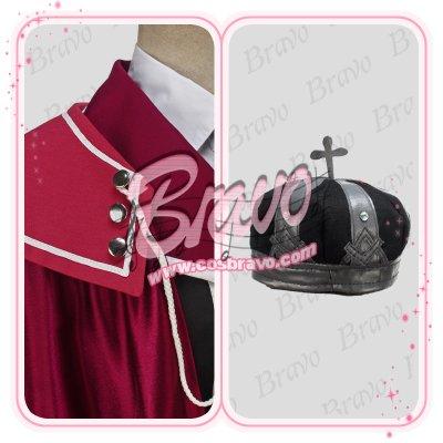 画像2: IDOLiSH 7 アイドリッシュセブン TRIGGER 九条天 コスプレ衣装
