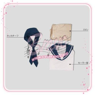 画像2: IDOLiSH 7 アイドリッシュセブン 電撃Girl'sStyle 全員 コスプレ衣装