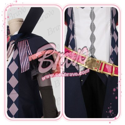 画像2: IDOLiSH7 アイドリッシュセブン IDOLiSH7 VS TRIGGER 2等 九条天 一番くじ衣装 コスプレ衣装