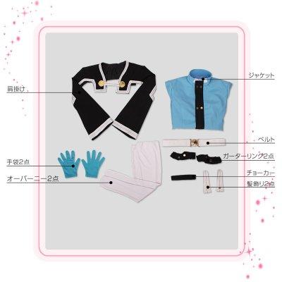 画像3: ソードアート・オンライン SAO  -オーディナル・スケール シリカ(Silica) 劇場版 コスプレ衣装