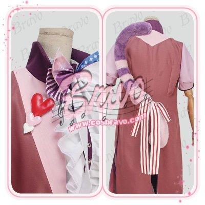 画像1: IDOLiSH7アイドリッシュセブン メルヘンドリーム 百(モモ) 一番くじ衣装 コスプレ衣装