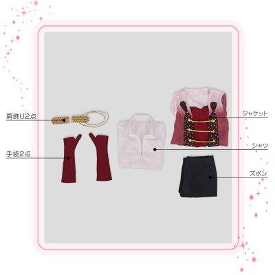 画像3: ユーリ!!! on ICE ヴィクトル・ニキフォロフ ステージ衣装 コスプレ衣装