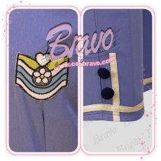 画像5: A3!(エースリー) 夏組 瑠璃川幸 聖フローラ中学校制服 コスプレ衣装 (5)