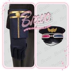 画像12: ツキウタ。 TSUKINO EMPIRE(ツキノ帝国) 如月恋 コスプレ衣装 (12)