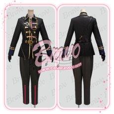 画像9: ツキウタ。 TSUKINO EMPIRE(ツキノ帝国) 卯月新 コスプレ衣装 (9)
