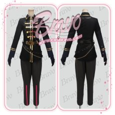 画像9: ツキウタ。 TSUKINO EMPIRE(ツキノ帝国) 皐月葵 コスプレ衣装 (9)