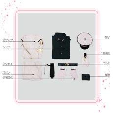 画像14: ツキウタ。 TSUKINO EMPIRE(ツキノ帝国) 水無月涙 コスプレ衣装 (14)